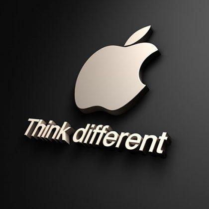 """""""Pense diferente"""": Uma proposta existencial"""