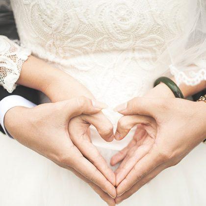 Casamento com pessoas de fora da igreja