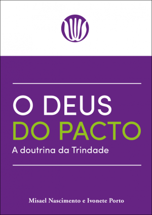 Capa O Deus do Pacto A4