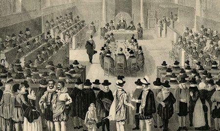 400 anos de Dort e as eleições