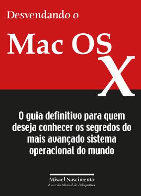 Capa Desvendando o Mac OS X