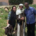 Pastor em Nazaré
