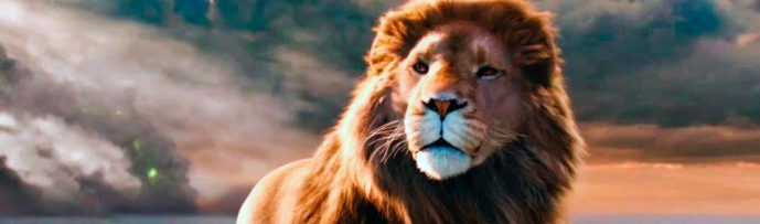 O Leão, a Princesa e o Guarda-Roupa