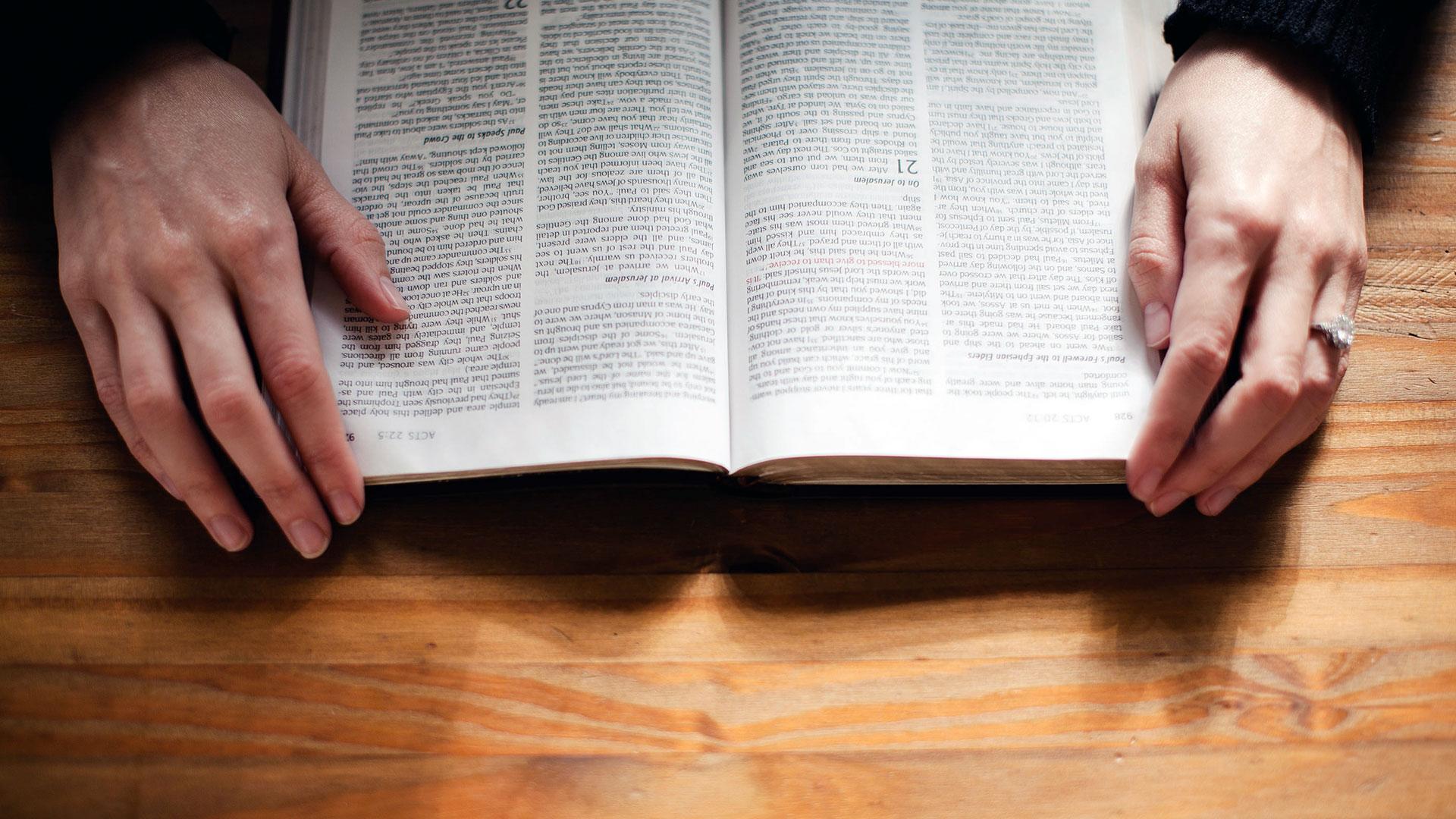 Estudo da Bíblia