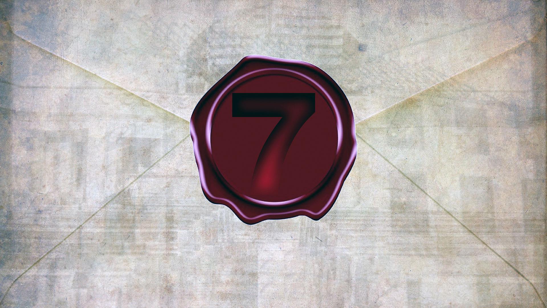 Sete cartas