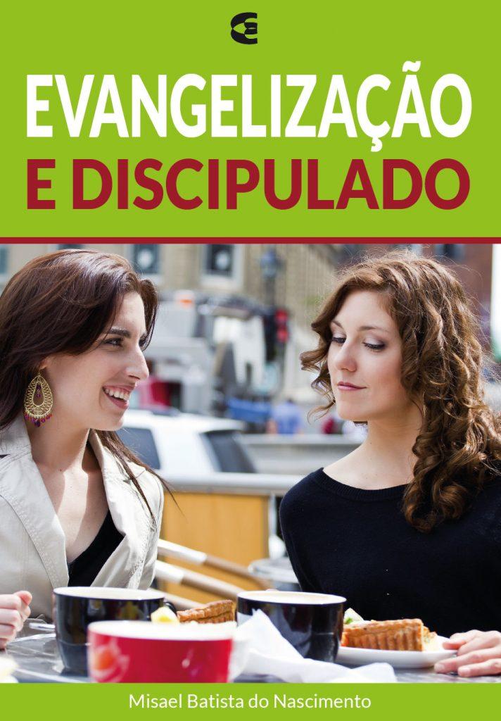 Capa Evangelização e Discipulado